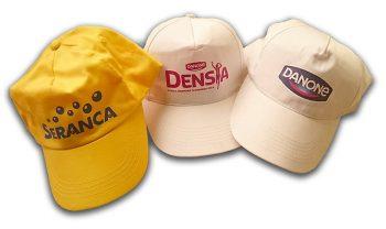 Serigrafía gorras