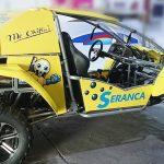 Rotulación coche