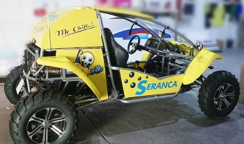 Rotulación coche Seranca